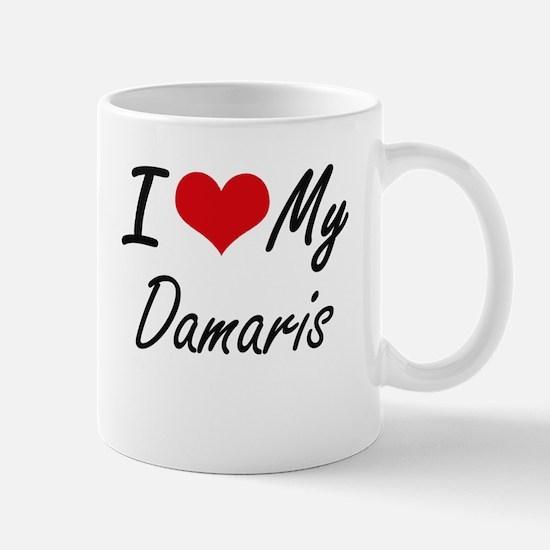 I love my Damaris Mugs