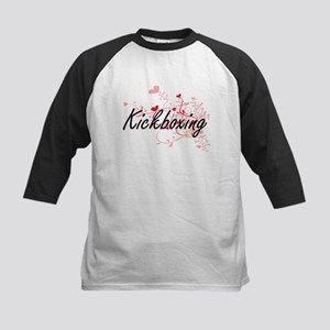 Kickboxing Artistic Design with He Baseball Jersey