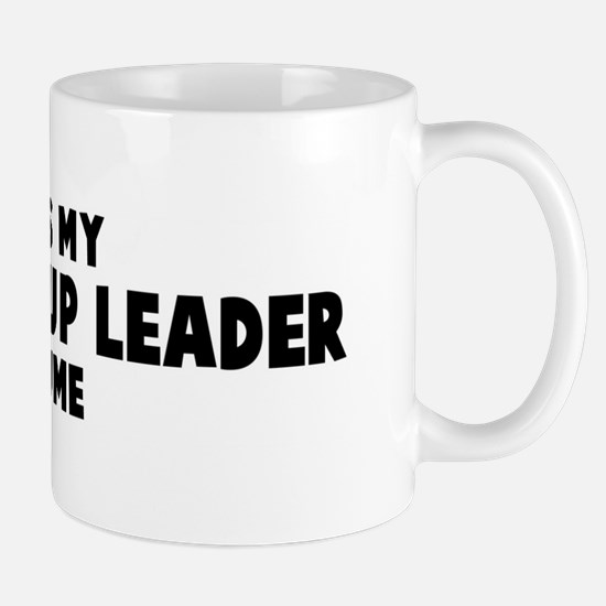 Youth Group Leader costume Mug