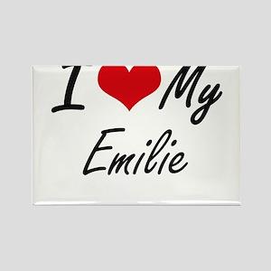 I love my Emilie Magnets