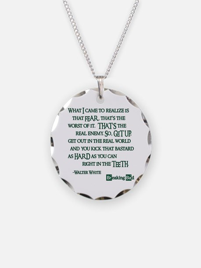 BREAKINGBAD WORST OF IT Necklace
