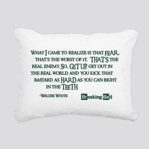 BREAKINGBAD WORST OF IT Rectangular Canvas Pillow