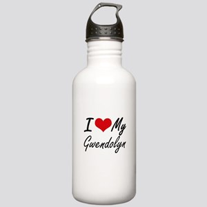 I love my Gwendolyn Stainless Water Bottle 1.0L