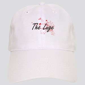 The Luge Artistic Design with Hearts Cap