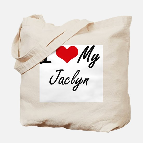 I love my Jaclyn Tote Bag