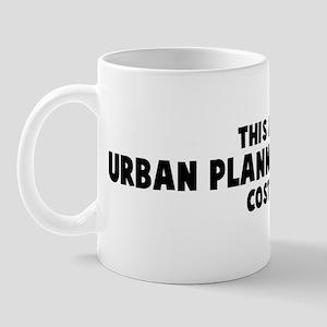 Urban Planning Student costum Mug