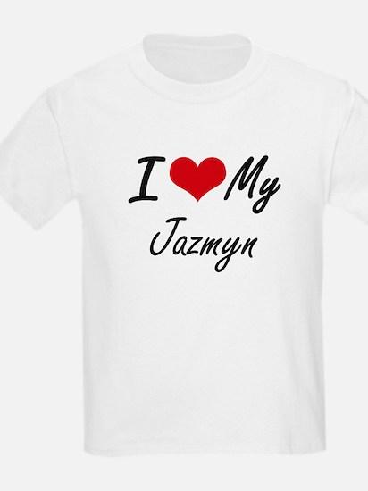 I love my Jazmyn T-Shirt