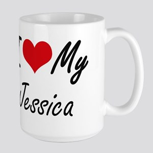 I love my Jessica Mugs