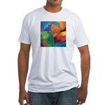 Tactile Fitted T-Shirt