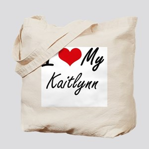 I love my Kaitlynn Tote Bag
