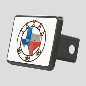 Texas Wrought Iron Barn Art Hitch Cover