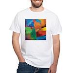 Tactile White T-Shirt
