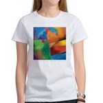 Tactile Women's Classic White T-Shirt