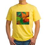 Tactile Yellow T-Shirt