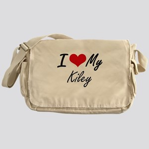 I love my Kiley Messenger Bag