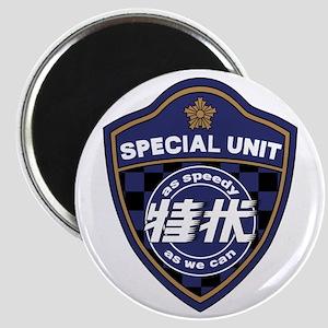 Kamen Rider Club Drive Special Unit Magnets