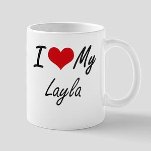 I love my Layla Mugs