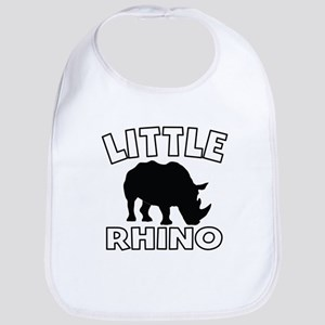 Little Rhino Bib