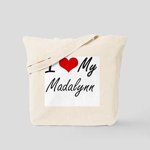 I love my Madalynn Tote Bag