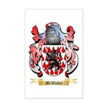 McWalter Mini Poster Print