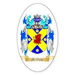 McWade Sticker (Oval 50 pk)