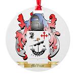 McVicar Round Ornament
