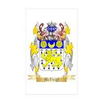 McVeigh Sticker (Rectangle 50 pk)