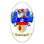 McVeagh Sticker (Oval 50 pk)