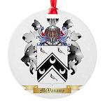McVanamy Round Ornament