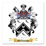 McVanamy Square Car Magnet 3