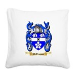 McTraynor Square Canvas Pillow