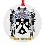 McTomyn Round Ornament