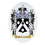 McTomyn Oval Ornament