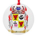 Mctiyre Round Ornament