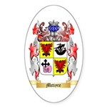 Mctiyre Sticker (Oval 50 pk)