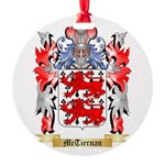 McTiernan Round Ornament