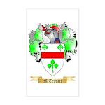 McTeggart Sticker (Rectangle)