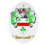 McTeggart Oval Ornament