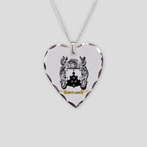 McTeague Necklace Heart Charm