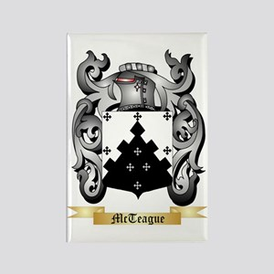 McTeague Rectangle Magnet