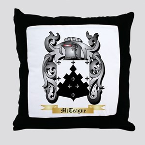 McTeague Throw Pillow