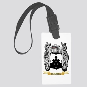 McTeague Large Luggage Tag