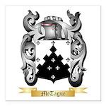 McTague Square Car Magnet 3