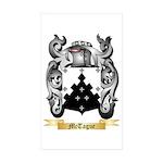 McTague Sticker (Rectangle 10 pk)
