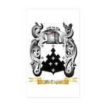 McTague Sticker (Rectangle 50 pk)