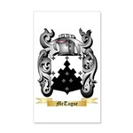 McTague 35x21 Wall Decal