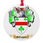McTaggart Round Ornament