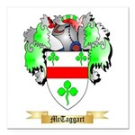 McTaggart Square Car Magnet 3