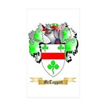 McTaggart Sticker (Rectangle 50 pk)