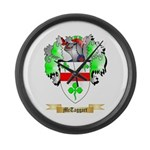 McTaggart Large Wall Clock